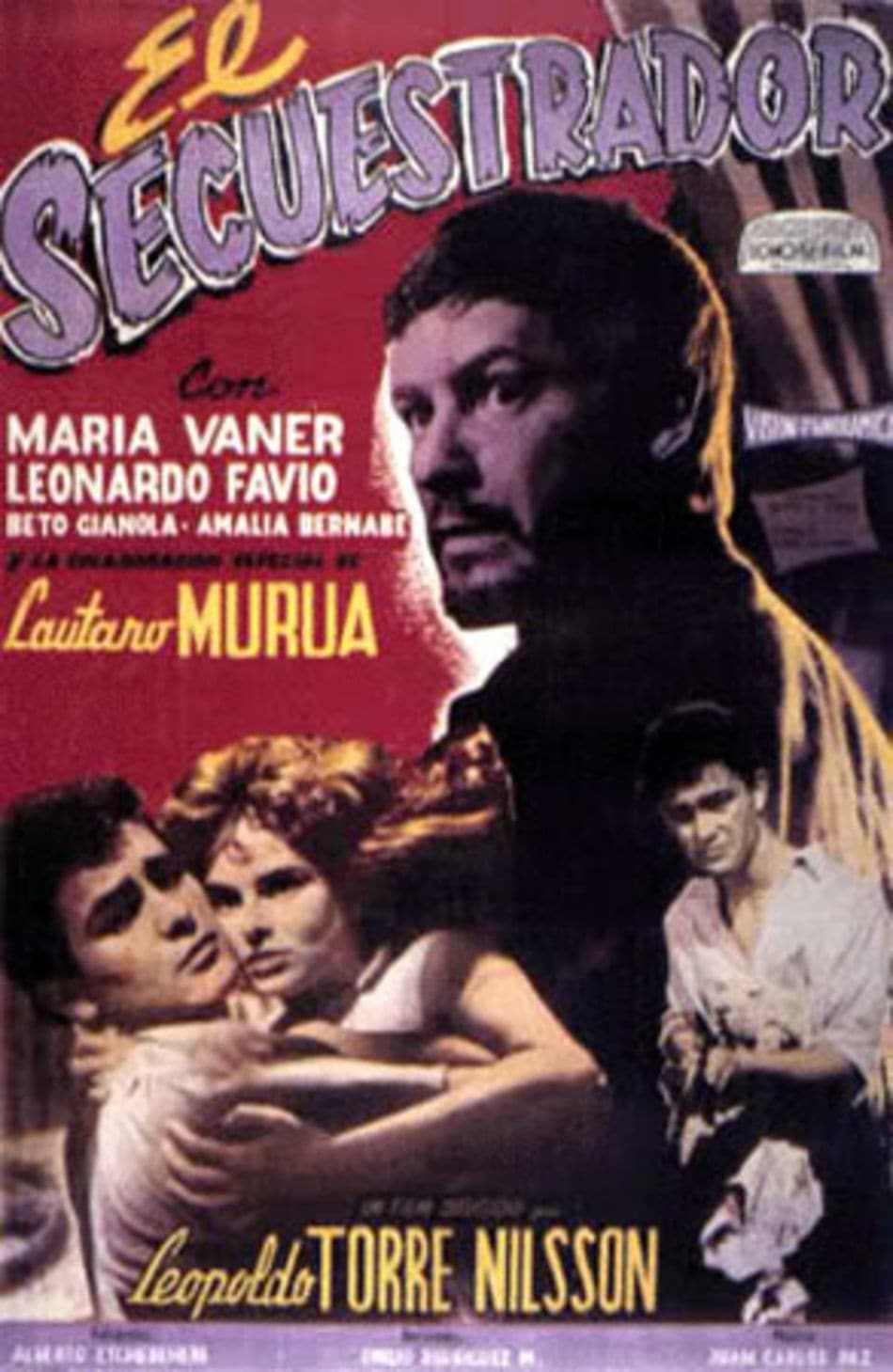 The Kidnapper (1958)