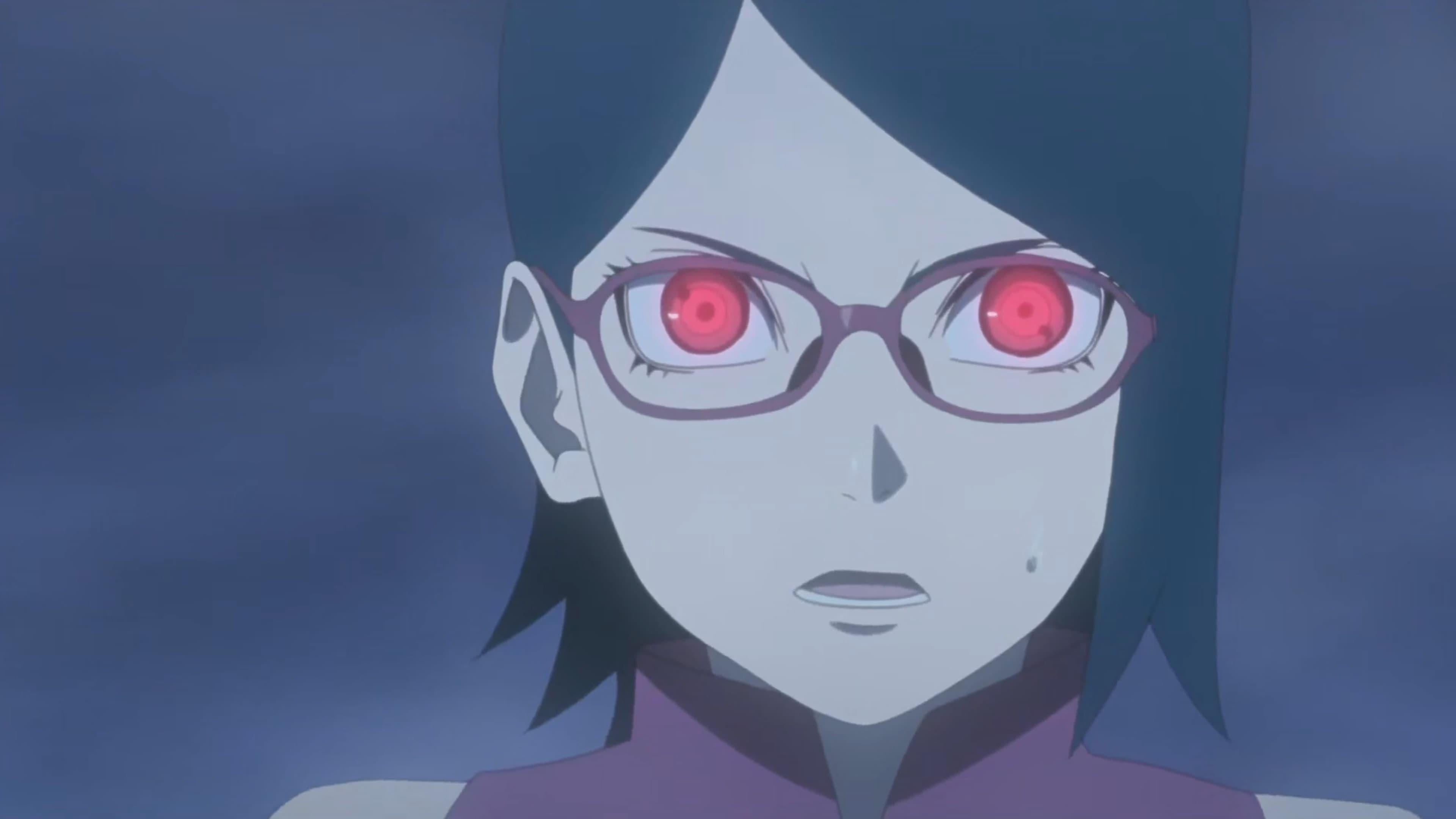 Boruto: Naruto Next Generations Season 1 :Episode 30  The Sharingan vs. The Lightning Blade, Kiba the Fang!
