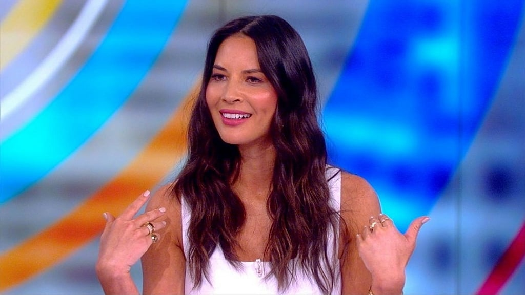 The View Season 22 :Episode 185  Olivia Munn