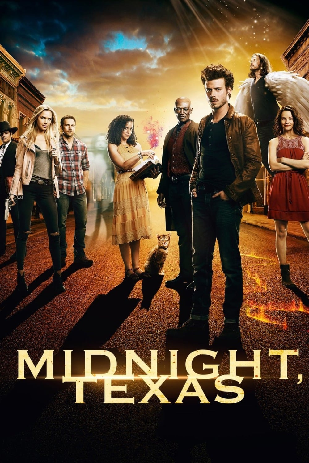 Midnight, Texas – Todas as Temporadas Dublado / Legendado (2017)