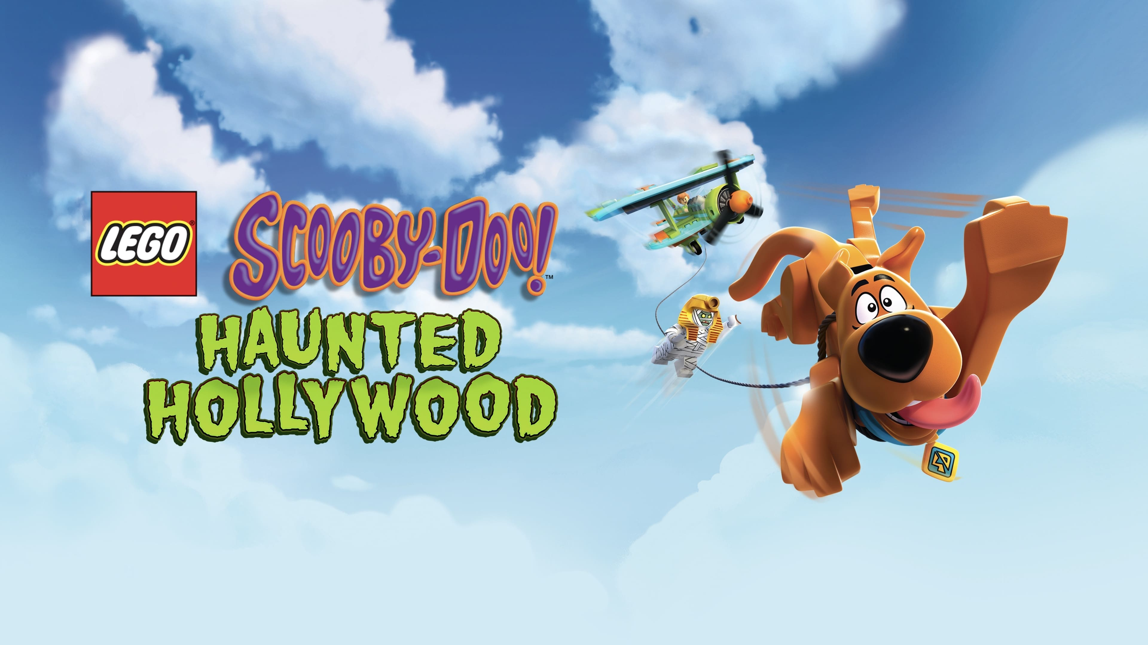 LEGO Scooby-Doo! : Le fantôme d'Hollywood (2016)