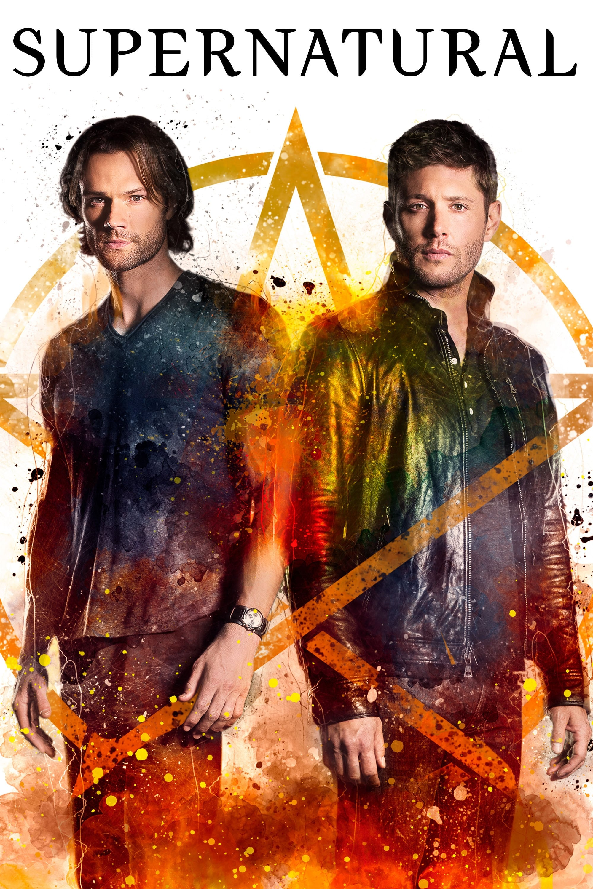 Supernatural (TV Series 2005- ) - Posters — The Movie ...Supernatural
