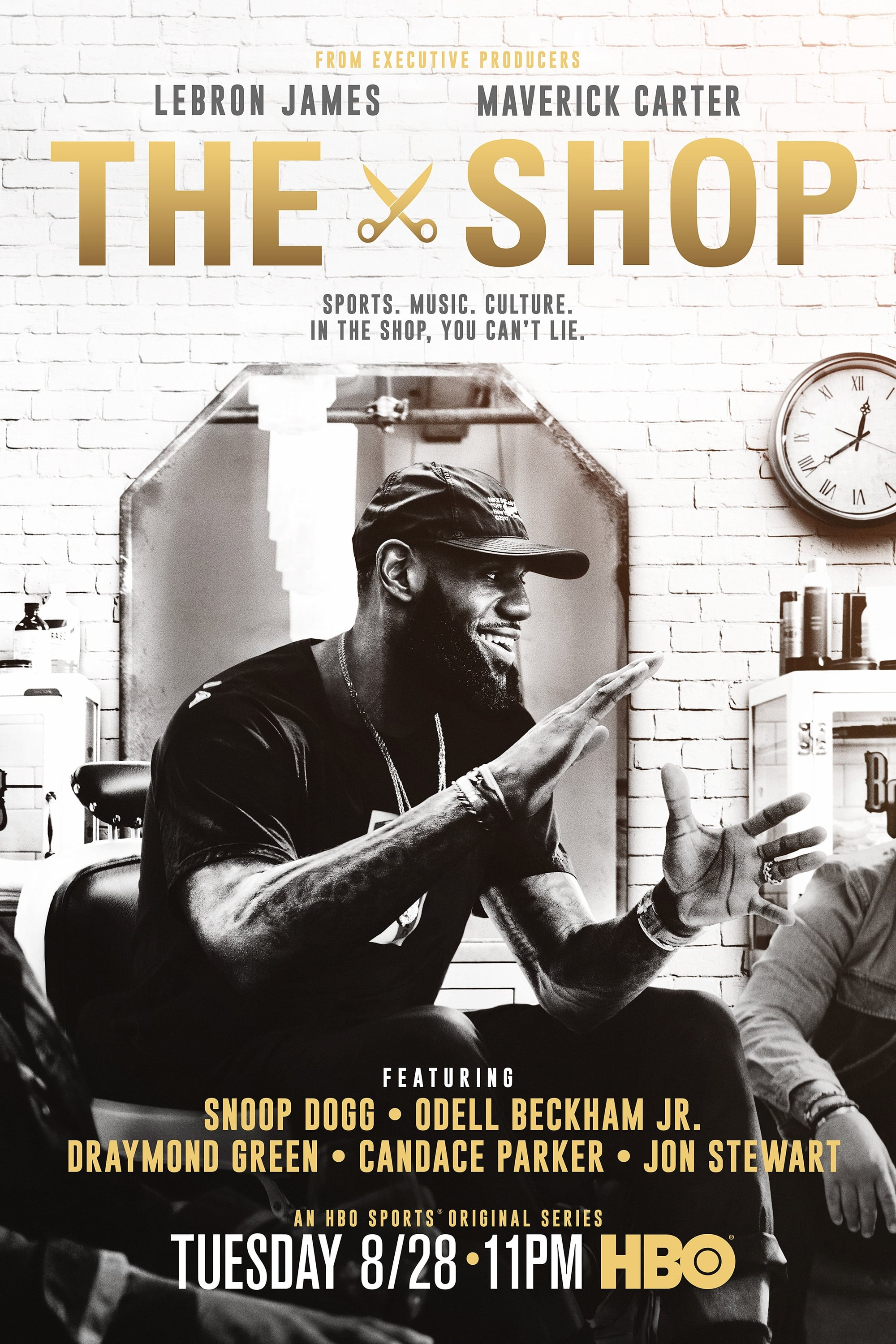 The Shop: Uninterrupted (2018)