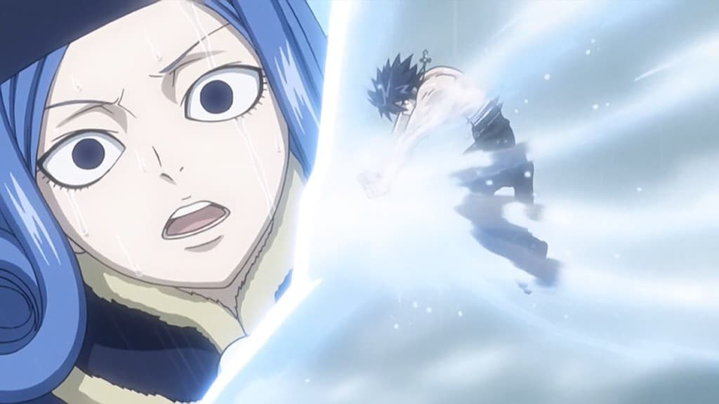 Fairy Tail Season 1 :Episode 25  A Flower Blooms in the Rain