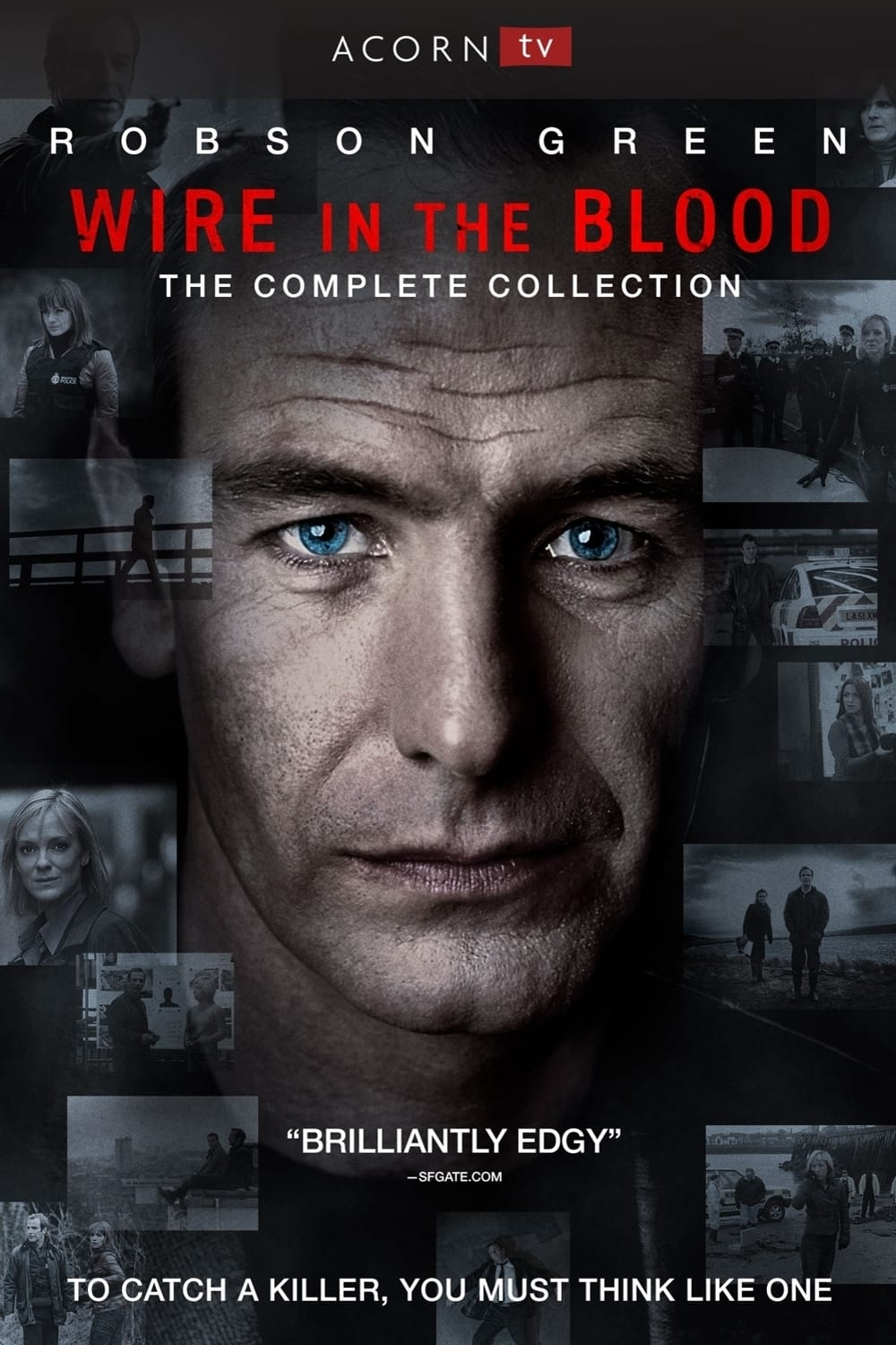 Wire in the Blood TV Shows About Northern England