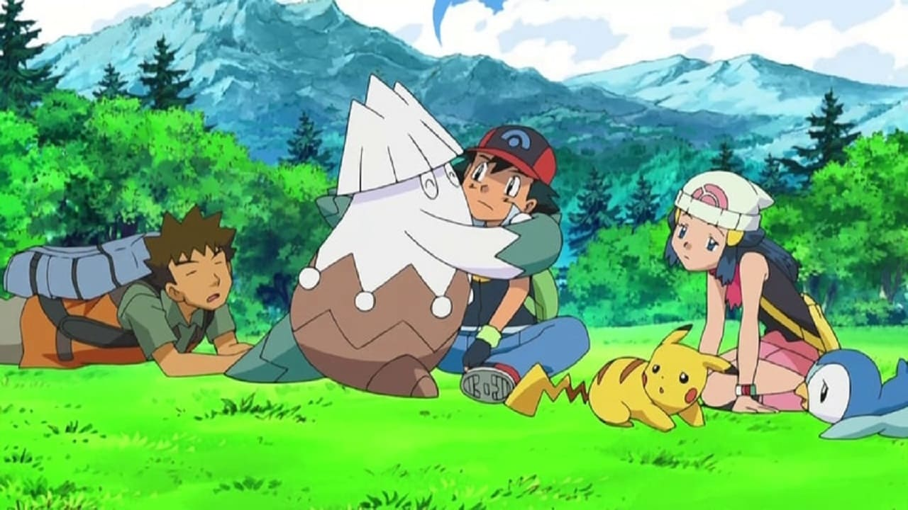 Pokémon - Season 12 Episode 17 : The Lonely Snover!