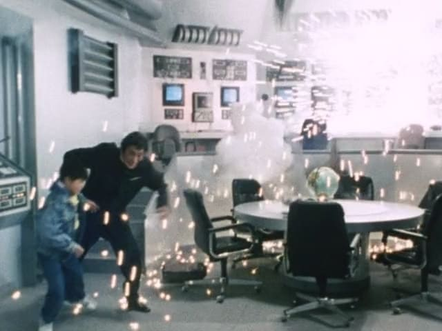 Super Sentai Season 19 :Episode 45  Destruction!! The Chōriki Base