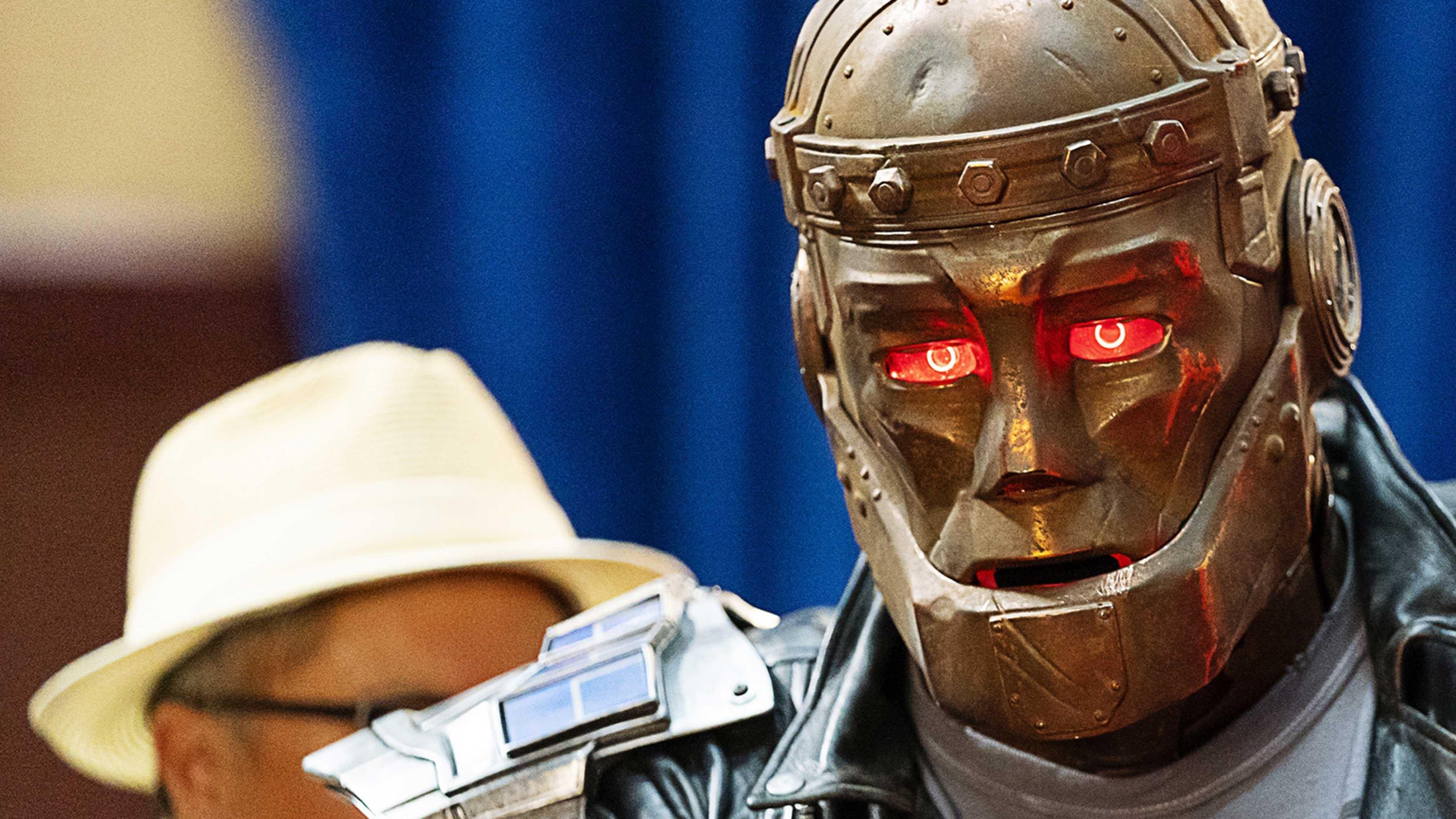 Doom Patrol Season 1 :Episode 3  Puppet Patrol