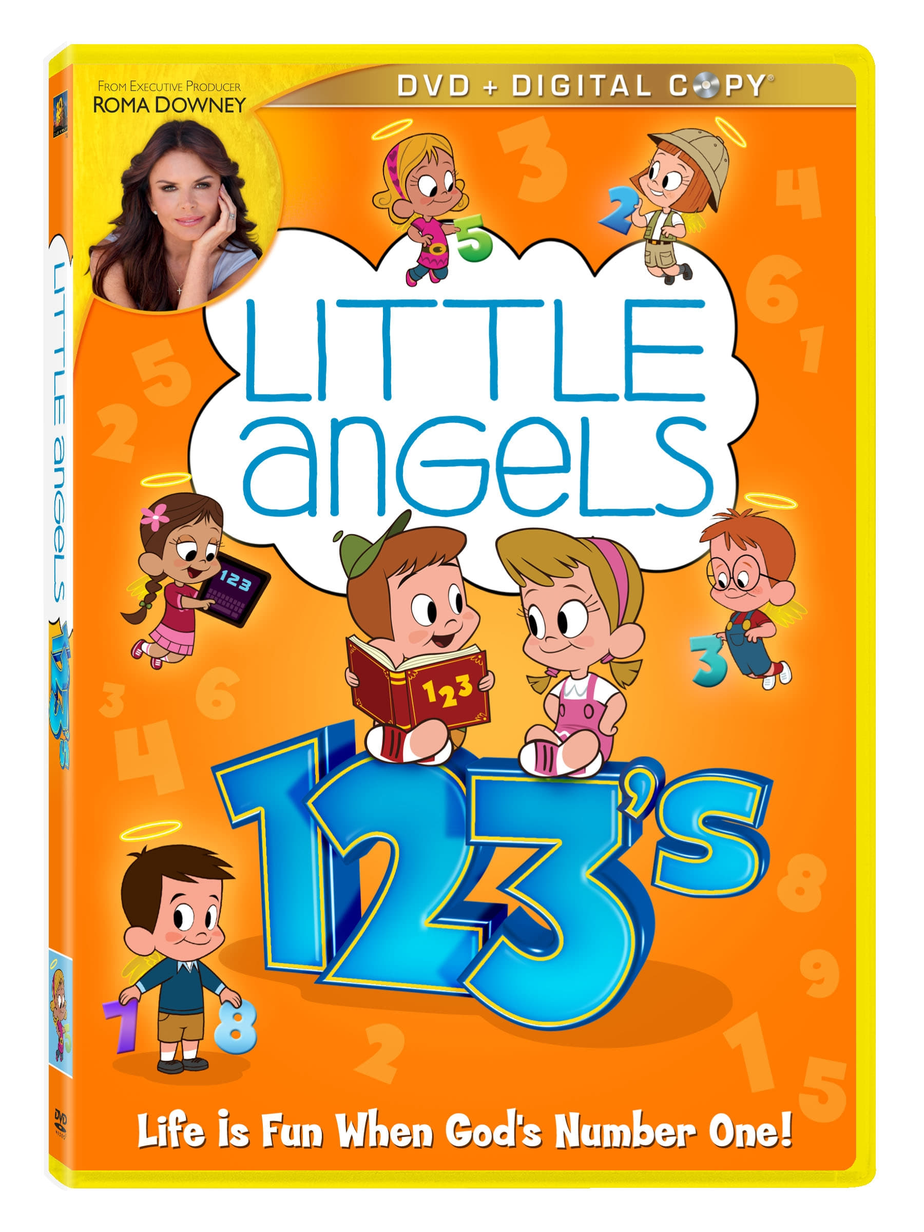 Little Angels Vol. 3: 123's on FREECABLE TV