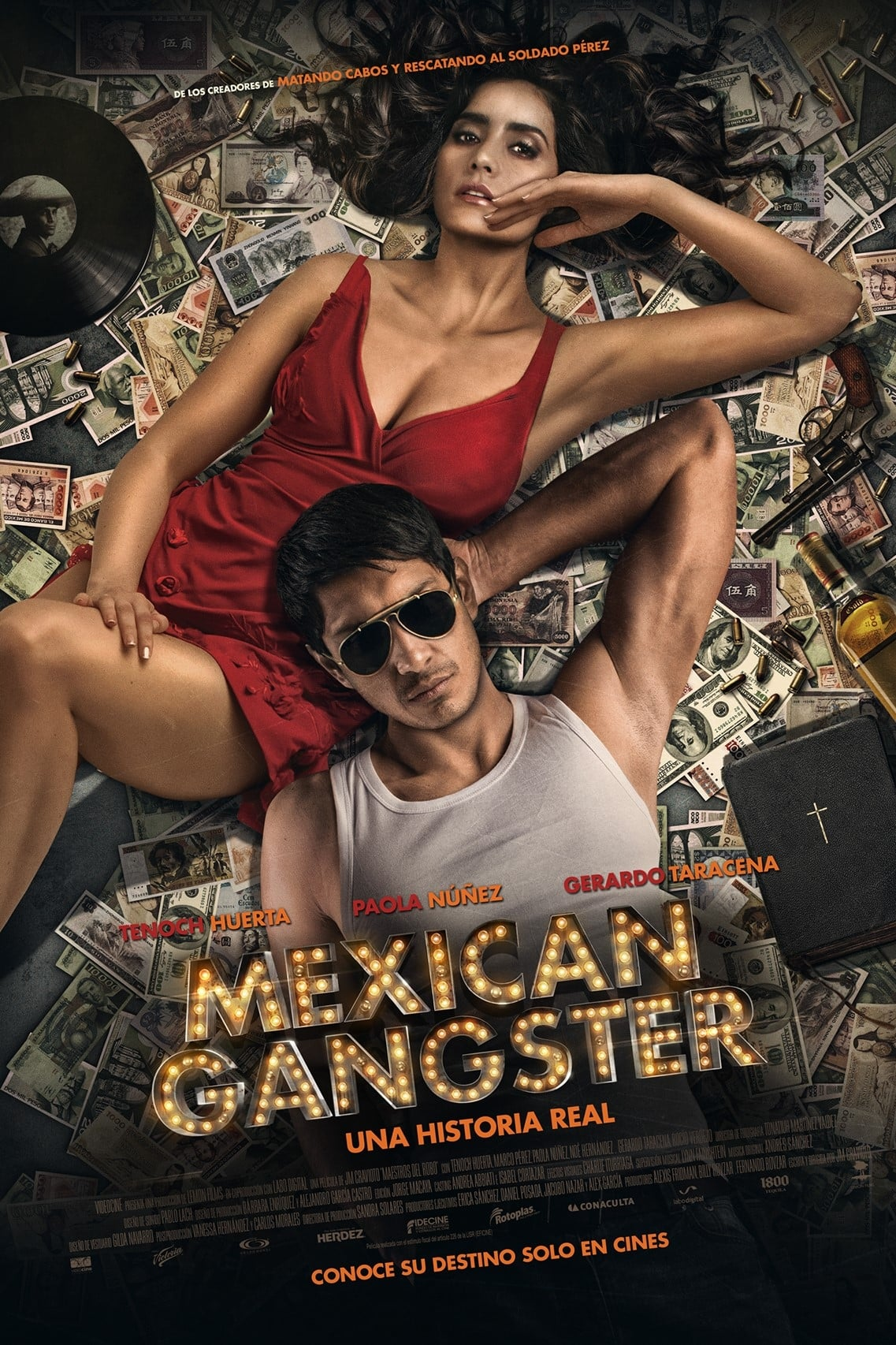 Mexican Gangster (2014)