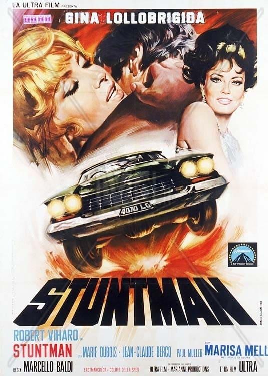 Ver Stuntman Online HD Español (1968)