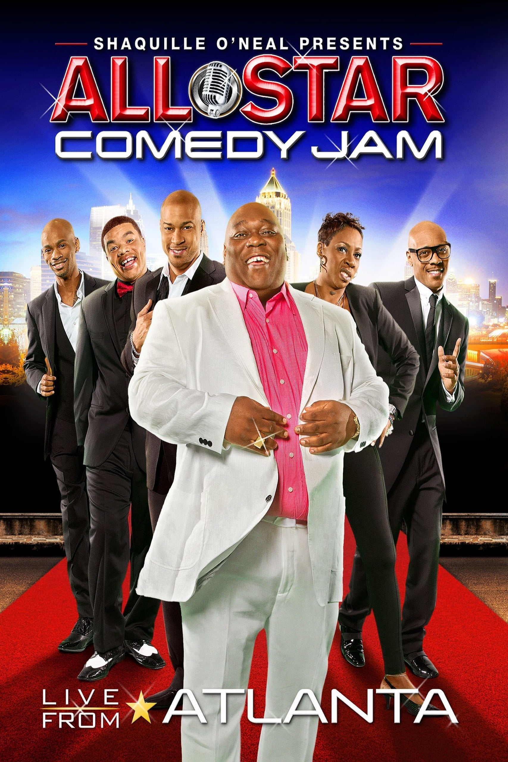Shaquille O'Neal Presents: All Star Comedy Jam - Live from Atlanta on FREECABLE TV