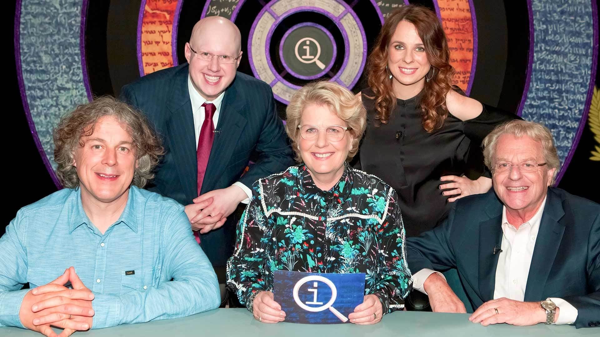 QI Season 14 :Episode 12  Noodles