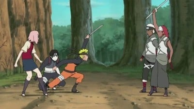Naruto Shippūden Season 10 :Episode 197  The Sixth Hokage Danzo