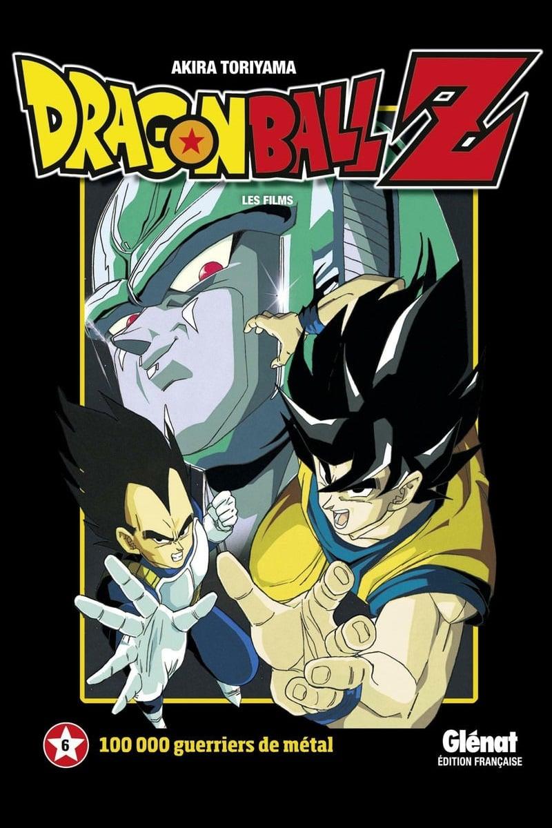 Dragon Ball Z - 100 000 Guerriers de métal