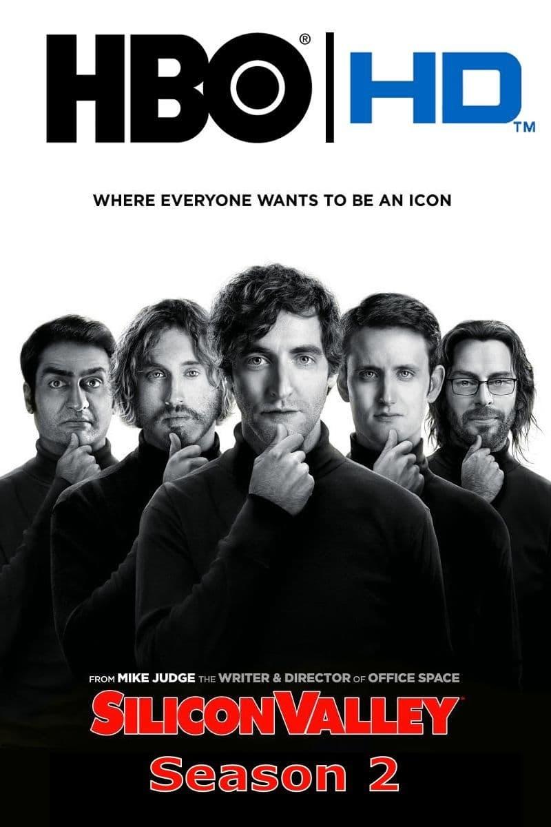 Baixar Silicon Valley 2ª Temporada Completa Dublado via Torrent