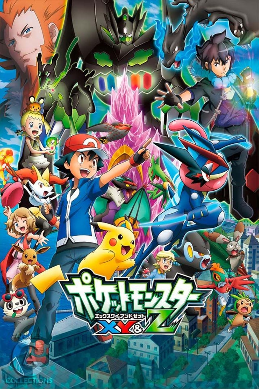 Pokemon xy z