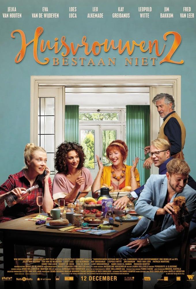 Happy Housewives - Huisvrouwen Bestaan Niet - 2020