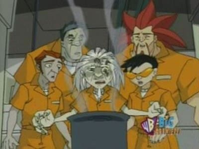 Jackie Chan Adventures Season 4 :Episode 1  The Masks of the Shadowkhan