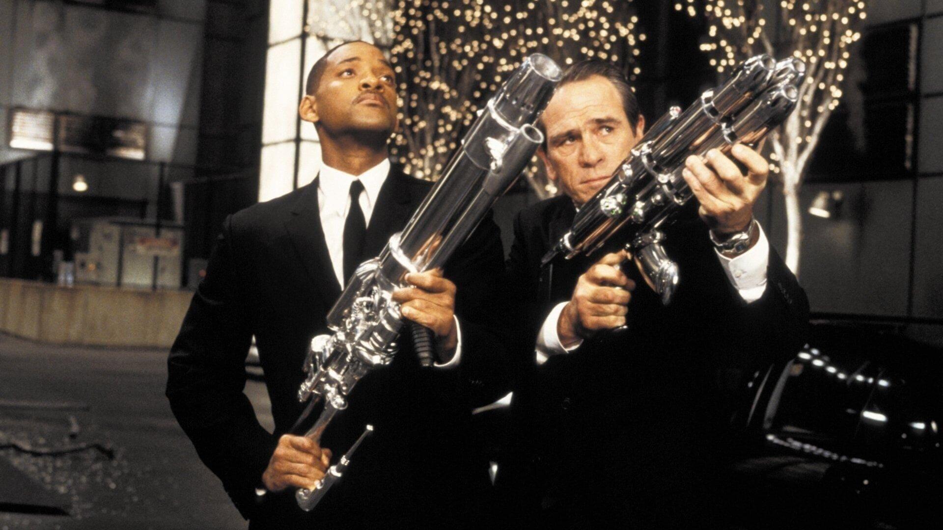 Men in Black II (2002)