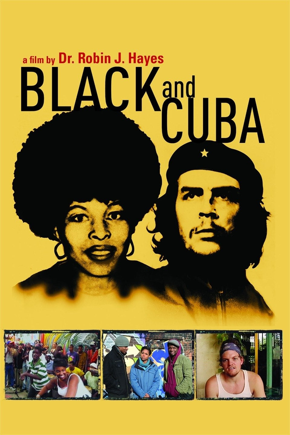 Black and Cuba on FREECABLE TV