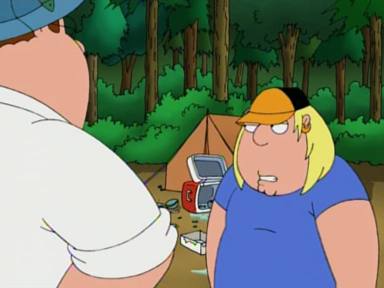 Family Guy Season 2 :Episode 21  Fore Father