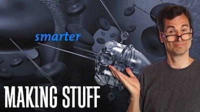 NOVA Season 38 :Episode 12  Making Stuff: Smarter