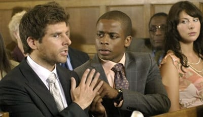 Psych | Season 1 | Episode 3 - Speak Now or Forever Hold