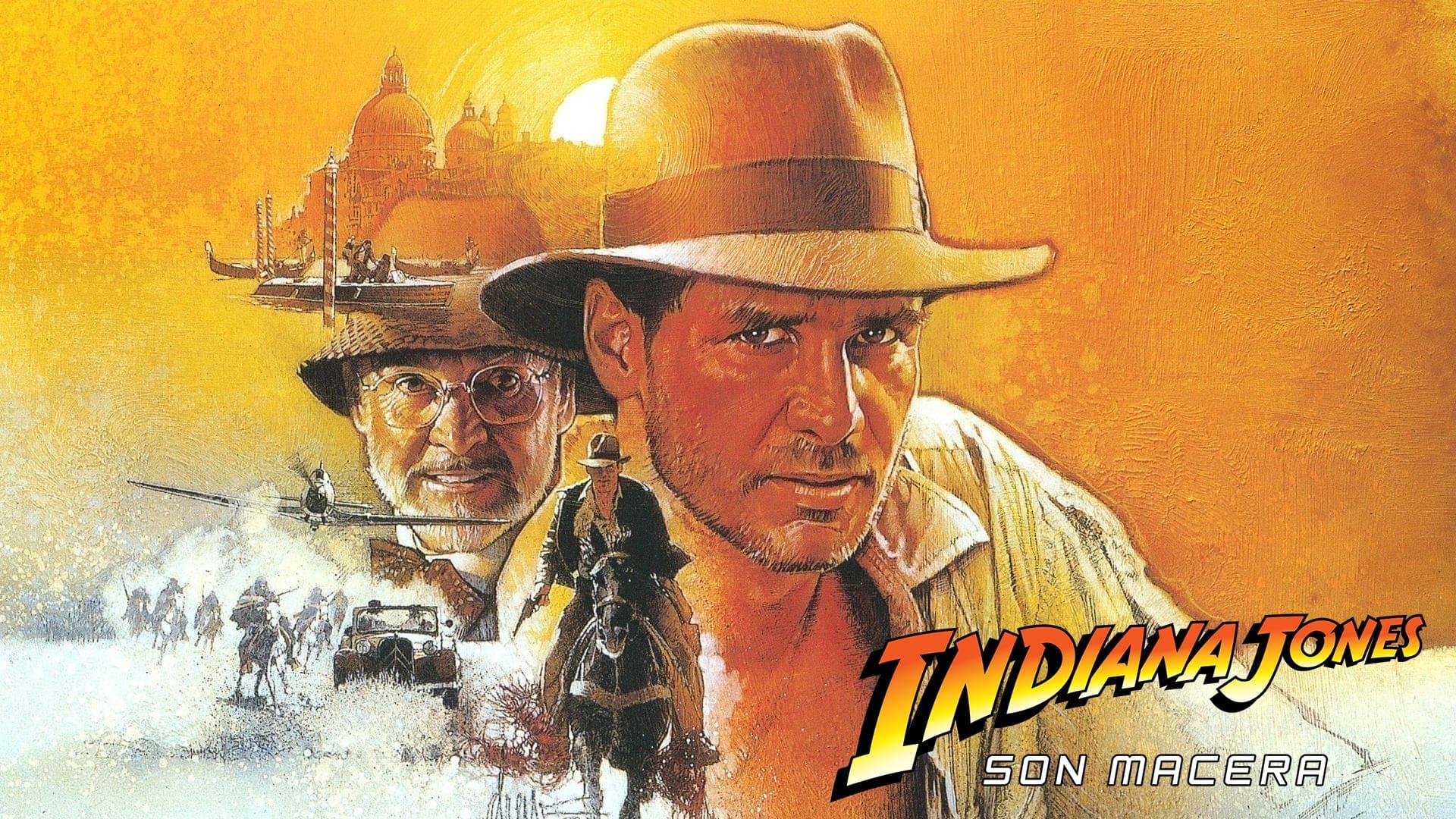 Indiana Jones 3: La última cruzada