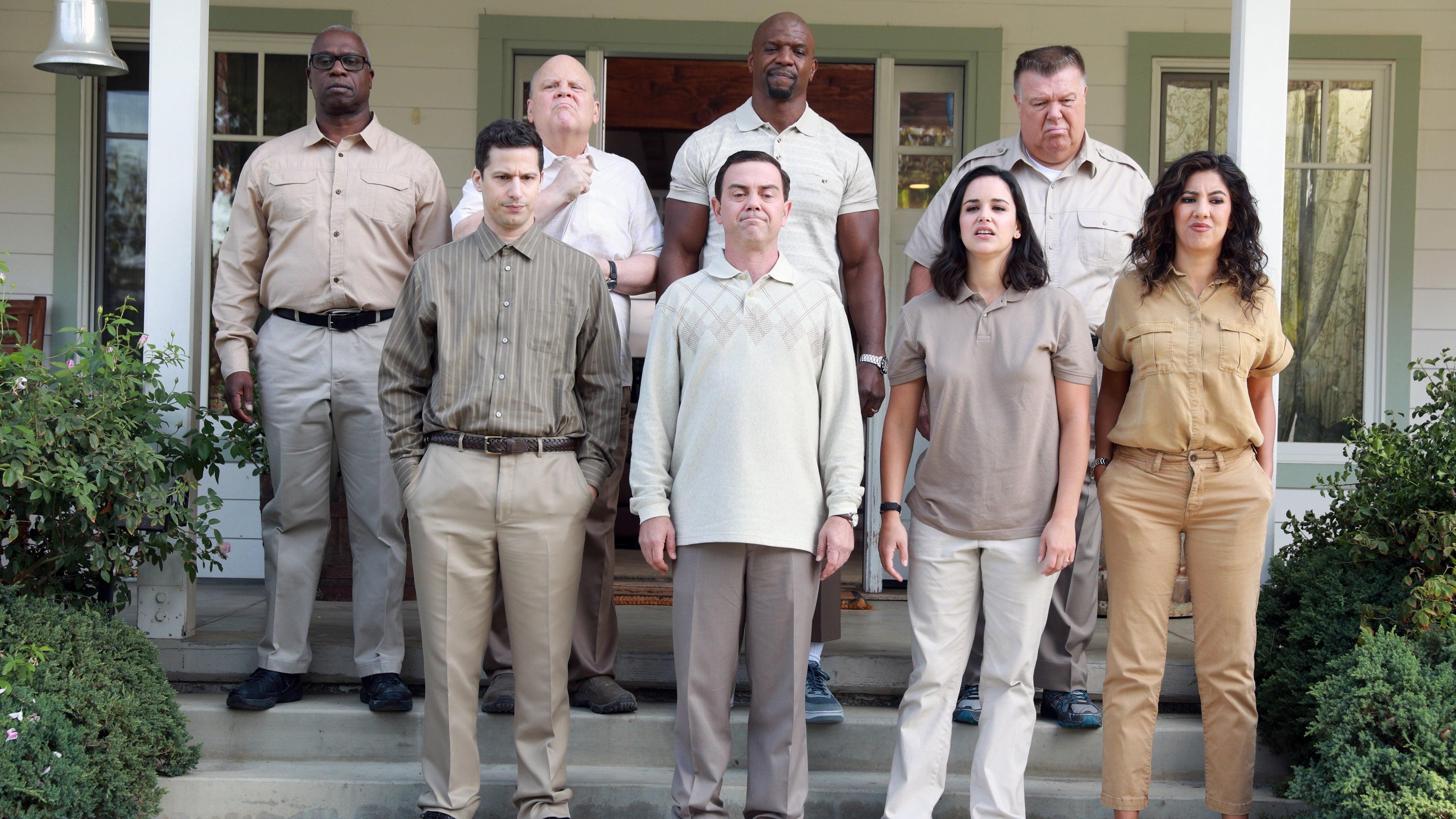 Brooklyn Nine-Nine - Season 5 Episode 9 : 99