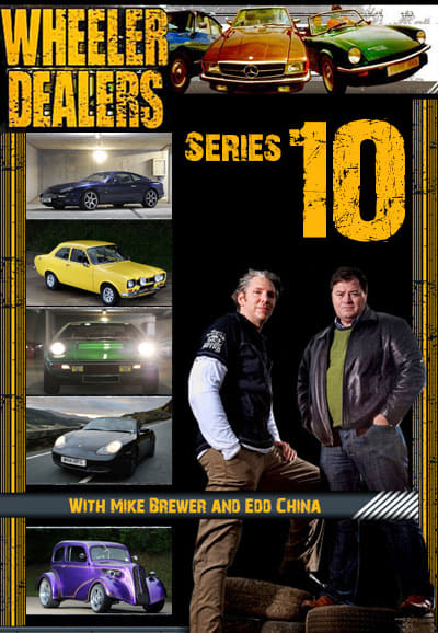 Wheeler Dealers Season 10