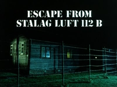 Ripping Yarns Season 1 :Episode 3  Escape From Stalag Luft 112 B
