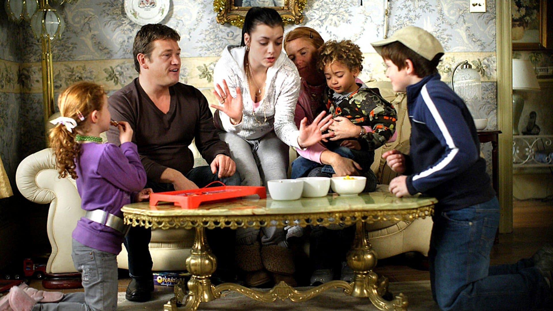 EastEnders Season 25 :Episode 1  01/01/2009 - Part 1