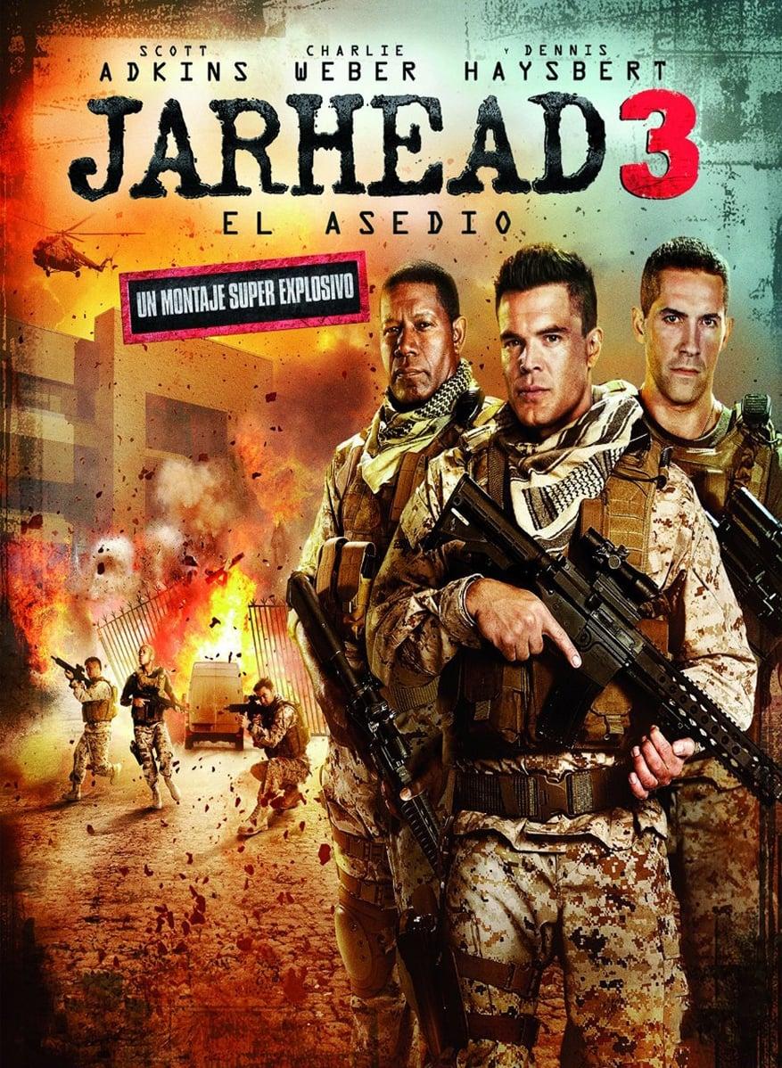 Póster Jarhead 3: El Asedio