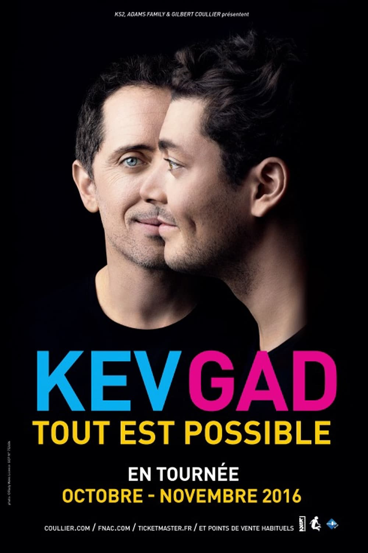 Kev Adams & Gad Elmaleh - Kev Gad, Tout est possible (2016)