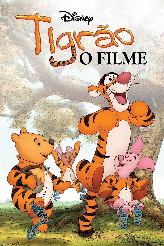 Tigrão – O Filme Dublado
