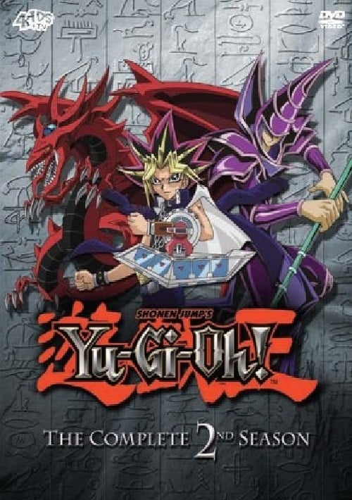 Yu-Gi-Oh! Duel Monsters - Season 2