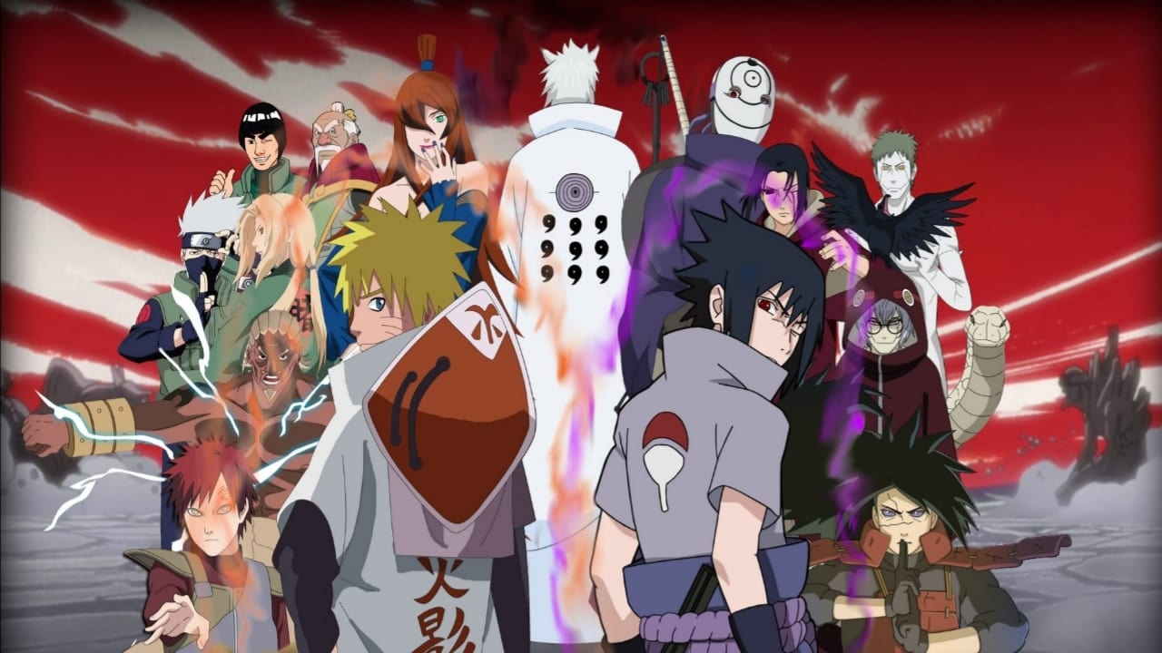 Naruto Shippūden - The Master's Prophecy and Vengeance