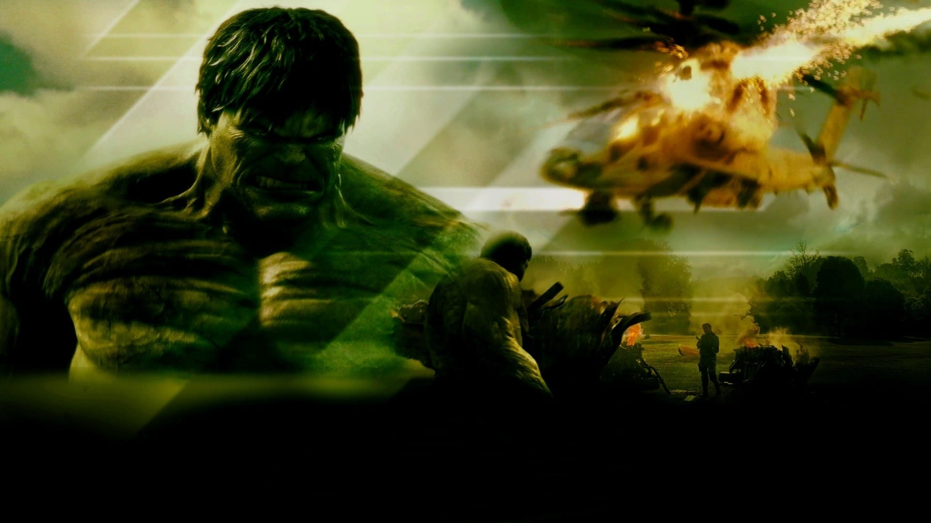 The Incredible Hulk Trailer
