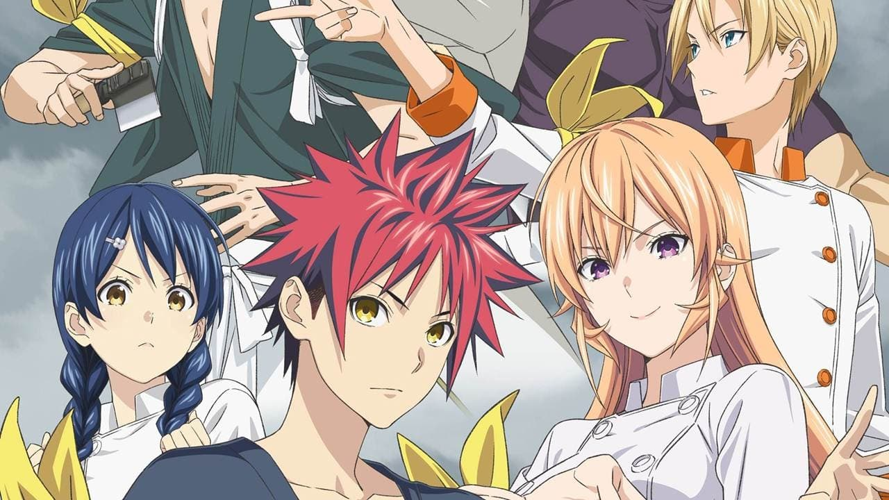 Food Wars! - The First Plate
