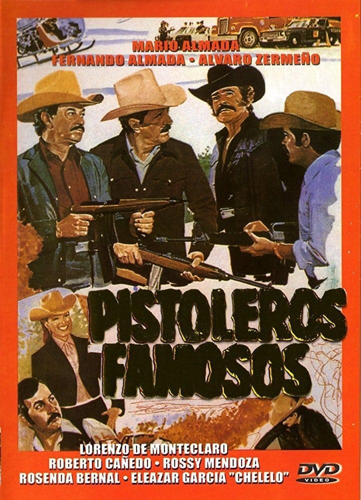 Ver Pistoleros famosos Online HD Español (1981)
