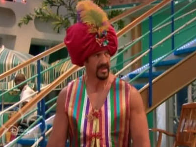 The Suite Life on Deck Season 2 :Episode 24  Rock the Kasbah