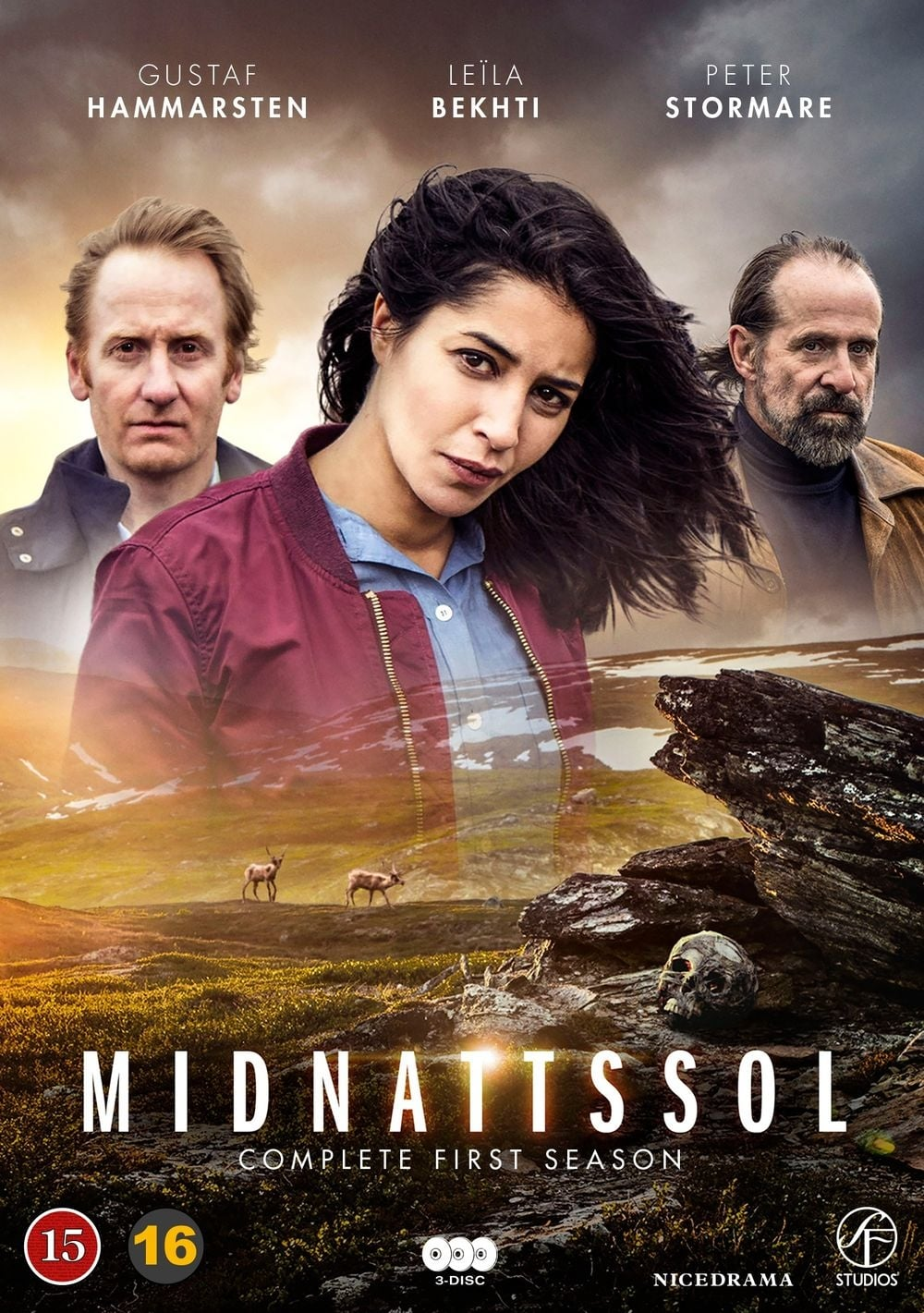 Midnattssol TV Shows About Conspiracy