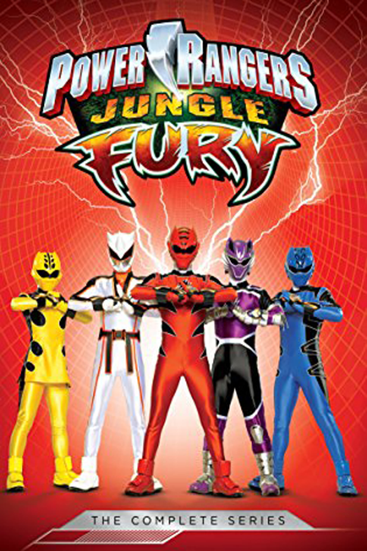 Power Rangers Season 16