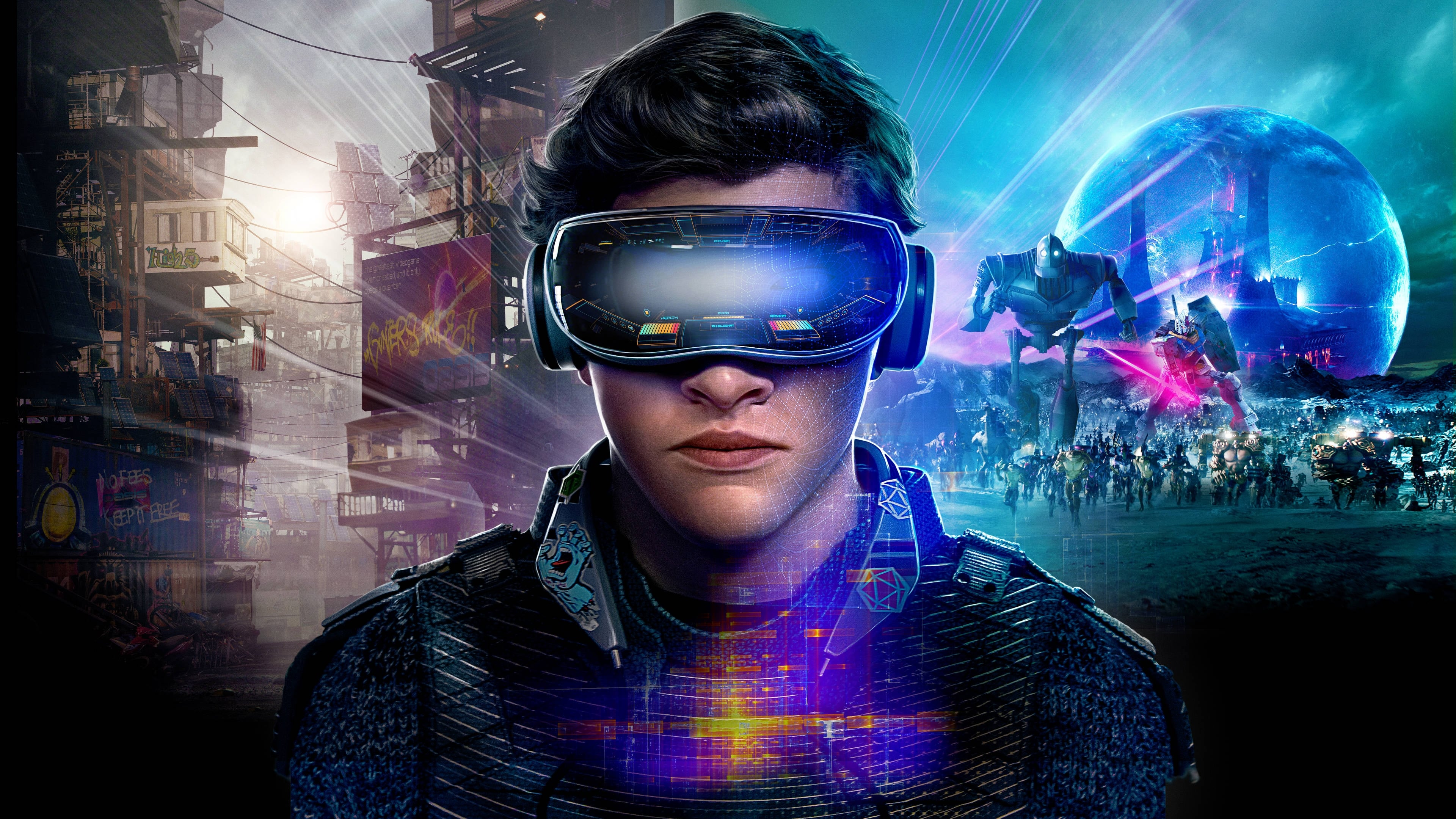 Ready Player One Streaming (2018)