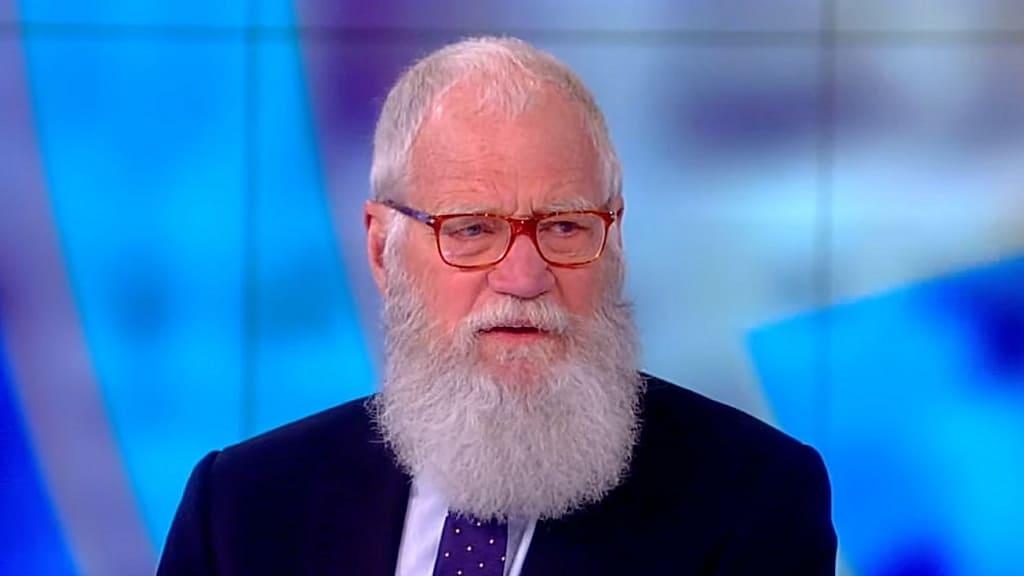 The View Season 22 :Episode 169  David Letterman