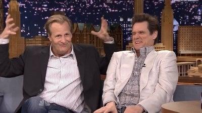 The Tonight Show Starring Jimmy Fallon Season 1 :Episode 72  Jim Carrey, Jeff Daniels, Taylor Schilling, Ed Sheeran