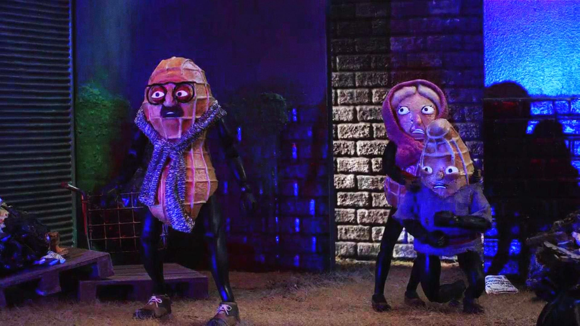 Robot Chicken Season 10 :Episode 8  Molly Lucero in: Your Friend's Boob