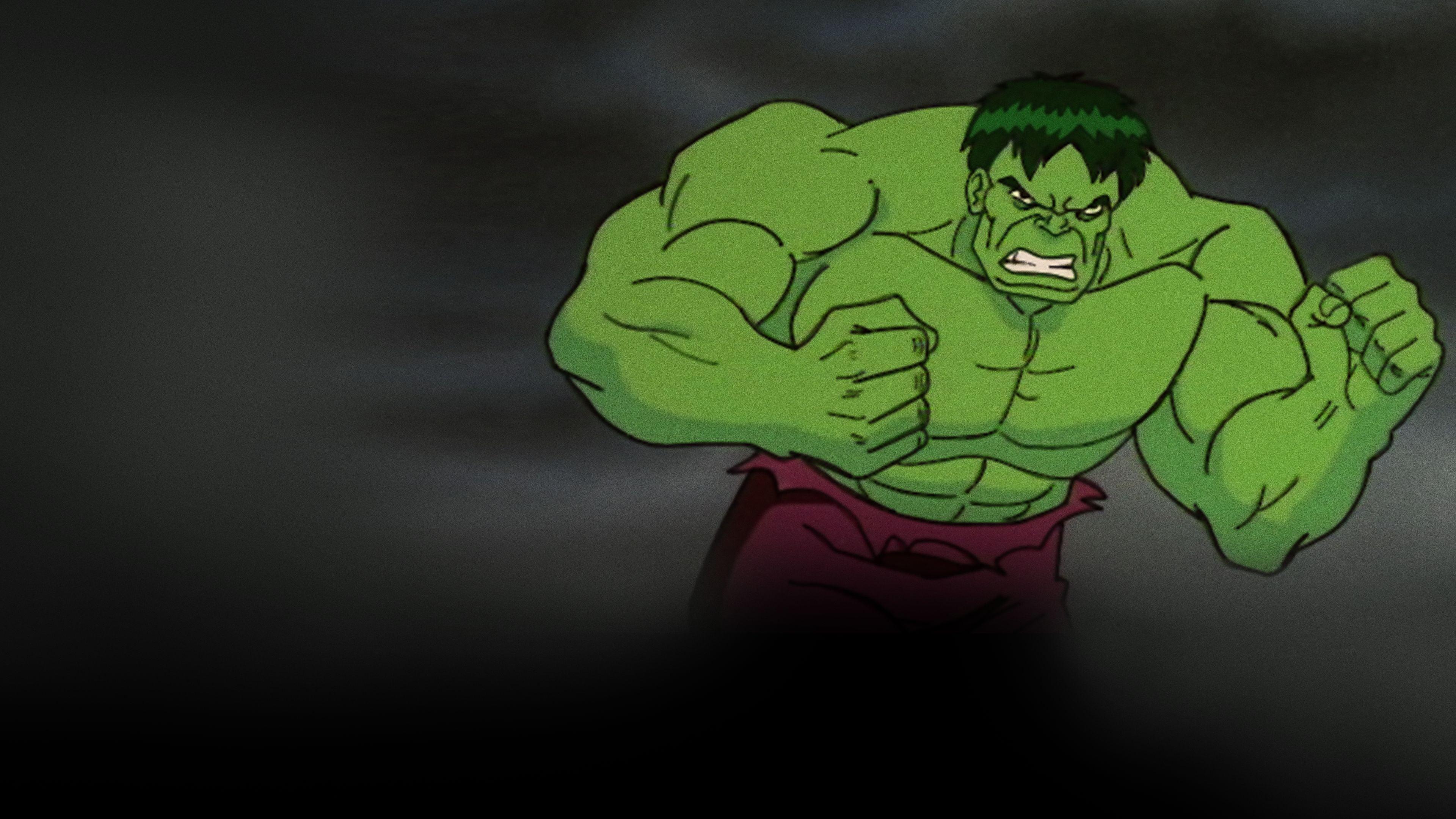 incredible hulk tv show - HD3840×2160