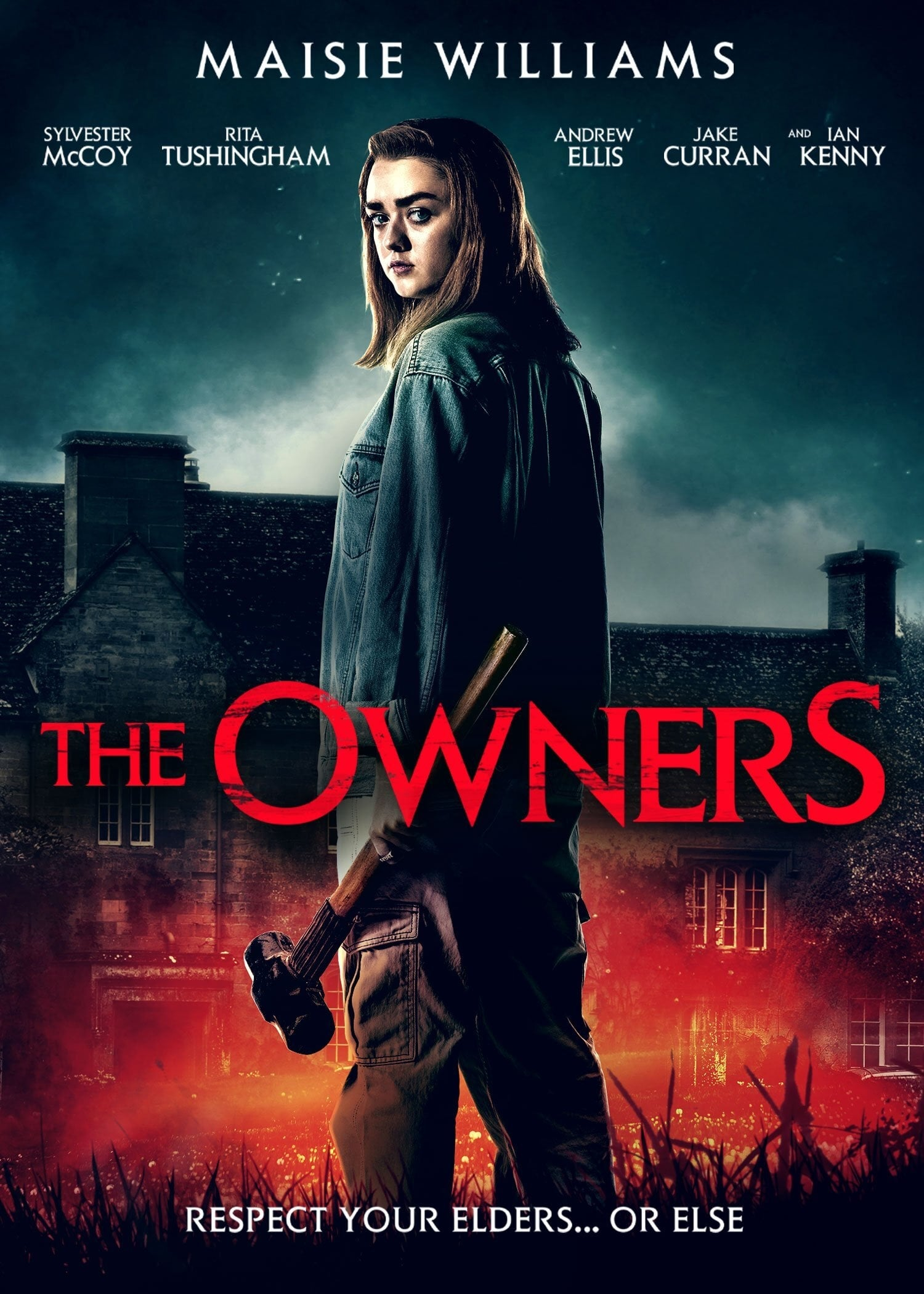 Poster and image movie The Owners
